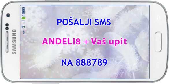 ANDELI, ANĐEOSKE KARTE